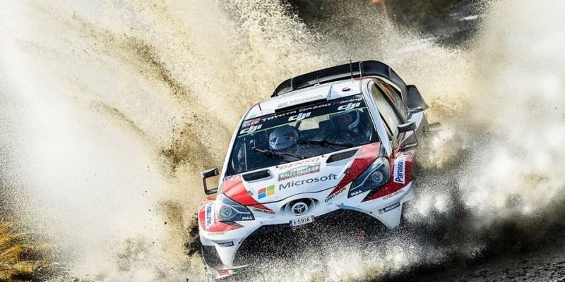 TOYOTA GAZOO Racing Umumkan Pereli WRC 2019