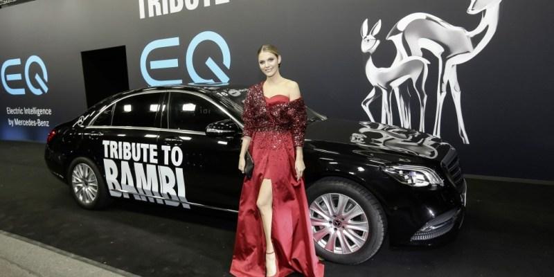 Tribute To Bambi, Wujud Komitmen Sosial Mercedes-Benz