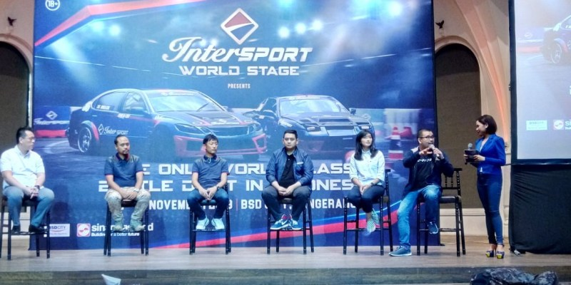 Intersport World Stage Digelar Akhir Pekan Ini di BSD City