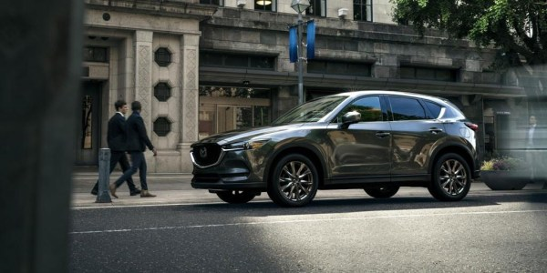 Mazda CX-5 Signature, Pilihan Paling Mewah