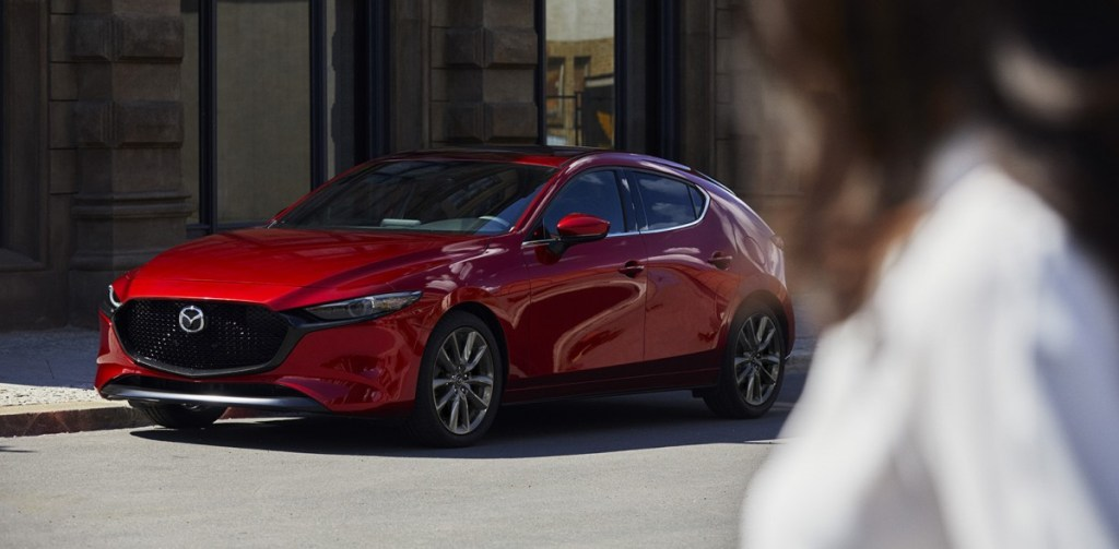 Material Ini Pangkas Bobot All New Mazda3