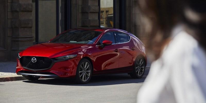 All New Mazda3, Ini Dia Wujud Lengkapnya!