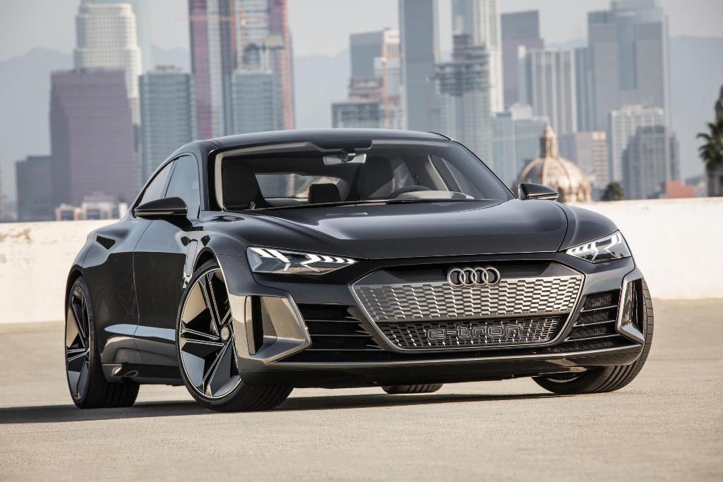 Audi e-tron GT Concept, Patut Ditunggu Tahun 2020