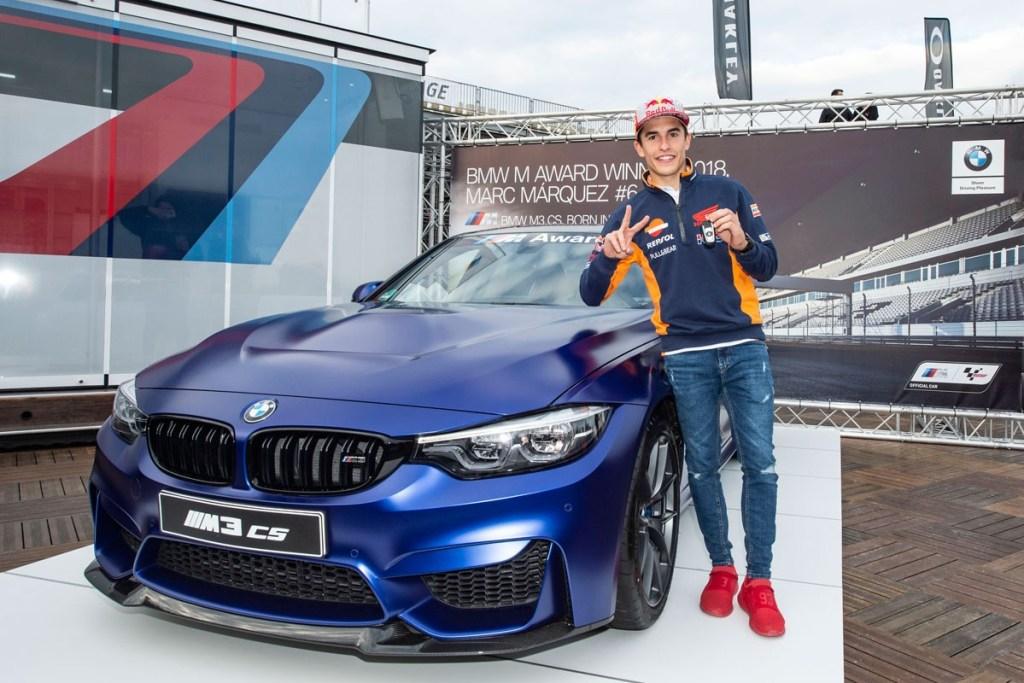 BMW M3 CS Ini Sudah Punya Marc Marquez