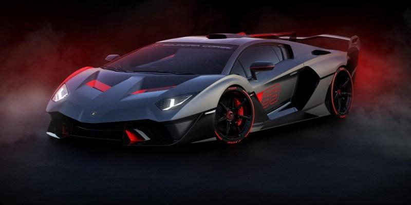 Lamborghini SC18, Satu-satunya dari Sant' Agata