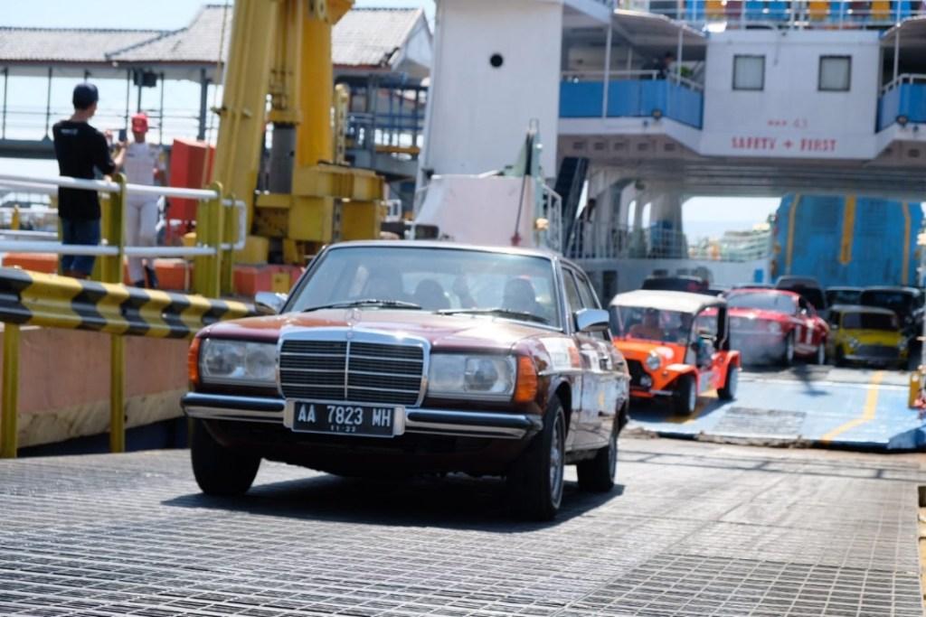 Highlight Perjalanan Peserta 'Lombok-Palu Charity Tour PPMKI 2018' Menuju Bali