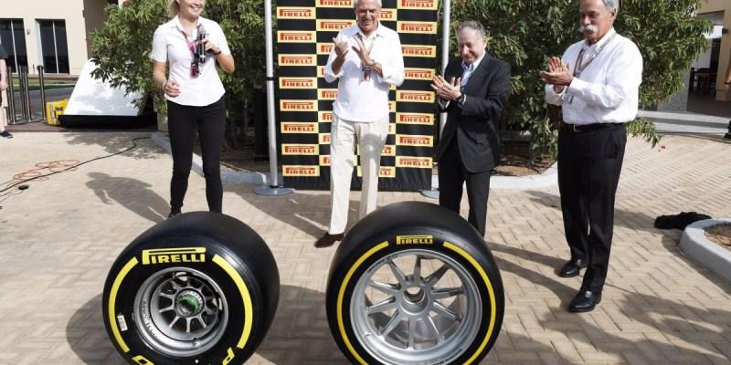 Pirelli Perkenalkan Velg 18 Inci untuk F1 2021