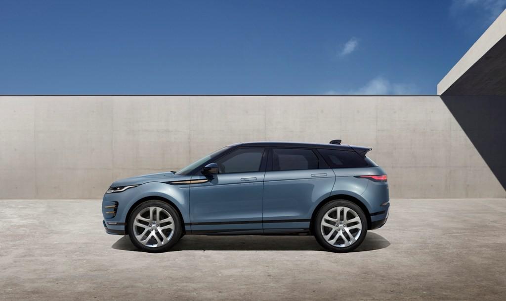 Range Rover Evoque Terbaru, Lebih Keren!