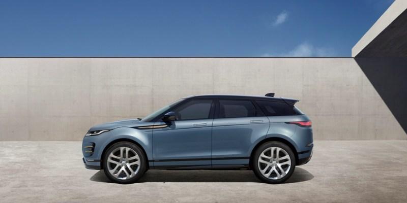 Di Balik Desain Memikat Range Rover Evoque