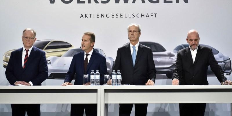Volkswagen Group Kucurkan Rp 732 Triliun untuk Masa Depan