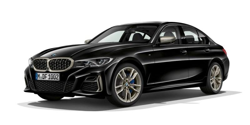 Ini Nih, BMW Seri-3 Paling Bertenaga!