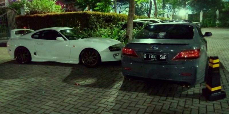 The Elite Showcase Siap Pamerkan Ratusan Mobil Modifikasi