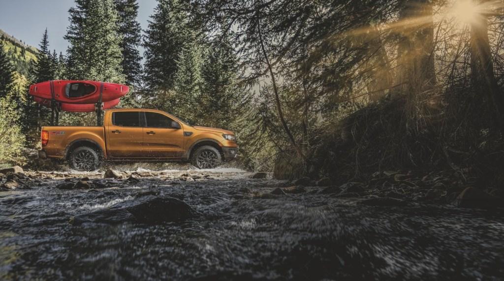 Ford Ranger Disuguhkan Aksesori Yakima