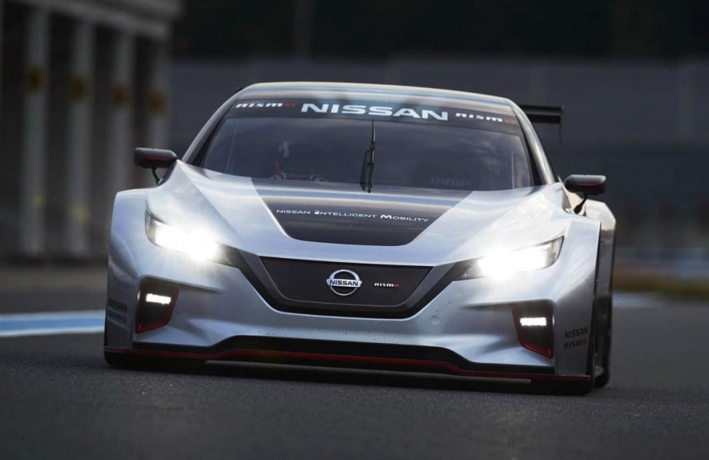 All-new Nissan Leaf Nismo RC Akan Hadir di Nismo Festival