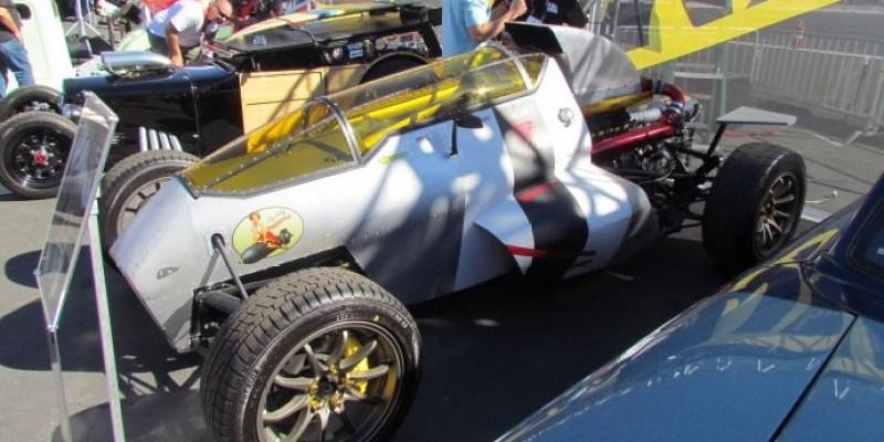SEMA 2018: Jajaran Mobil Yang Terinspirasi Hot Wheels