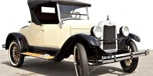 Antik dan Langka, Chevrolet Superior Series V Roadster 1926