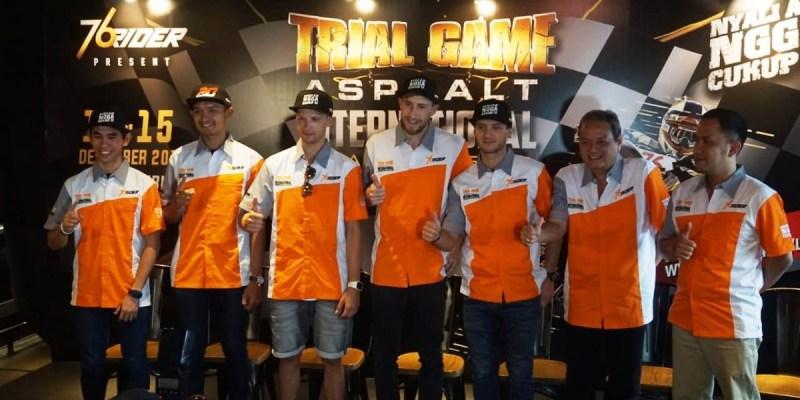 Final TGA 2018 Libatkan Pembalap Supermoto Top Eropa
