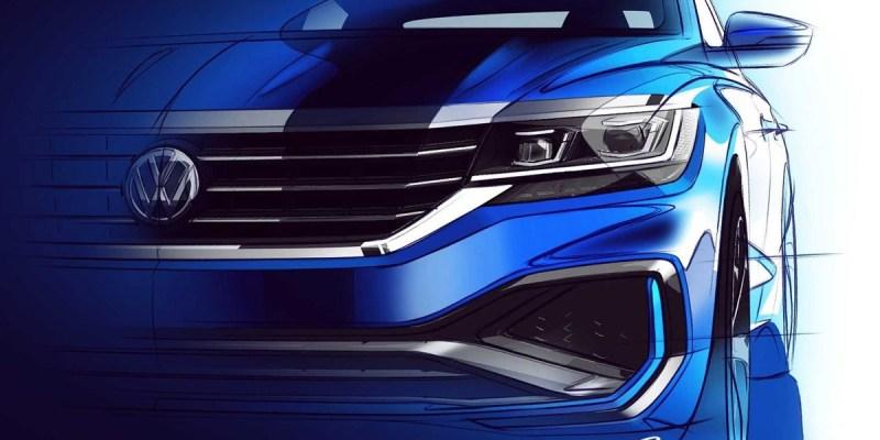 Volkswagen Passat Terbaru Akan Hadir di Detroit Auto Show
