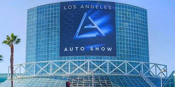 Deretan Mobil 'terpanas' di LA Auto Show 2018