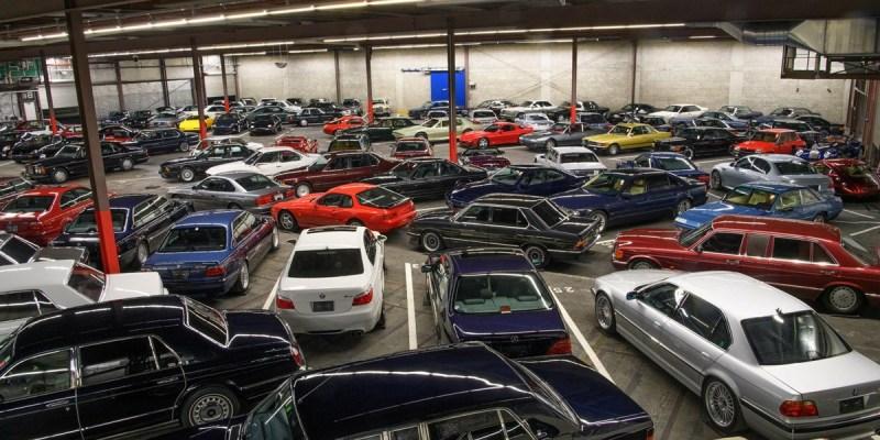 Ratusan Mobil Menakjubkan Ini Akan Dilelang