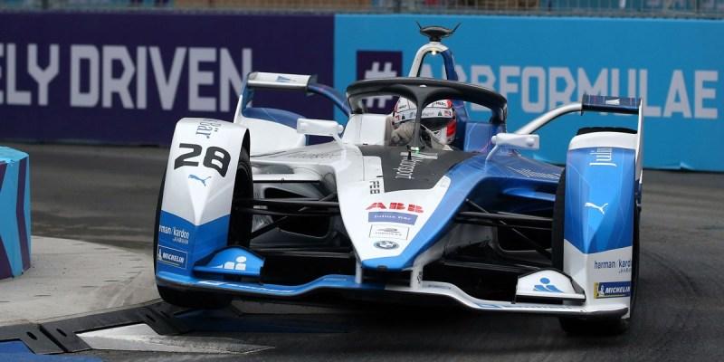 BMW iFE.18 Menangi Seri Pembuka Formula E Ad Diriyah