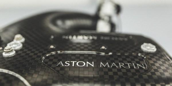 Ini Suara Murni Mesin V12, Aston Martin Valkyrie