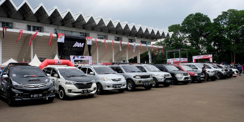 Dari Ajang Daihatsu Dress-Up Challenge & Slalom Time Battle 2018