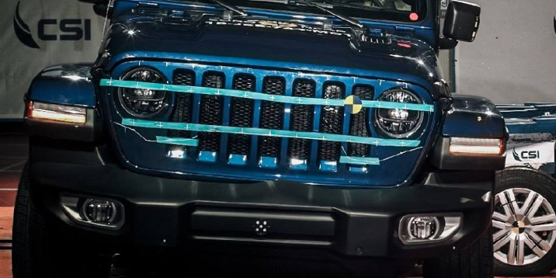 Hasil Euro NCAP 2018, Kok Jeep Wrangler Mengecewakan?