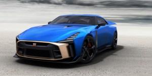Nissan GT-R50 by Italdesign Harganya Rp 16,4 Miliar