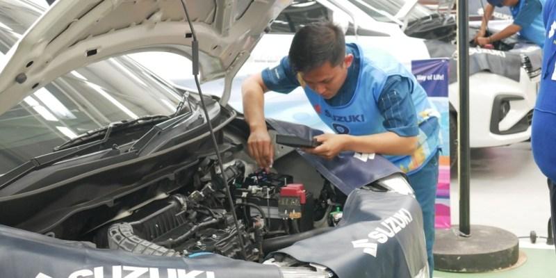 Inilah 3 Teknisi Suzuki Terbaik 2018