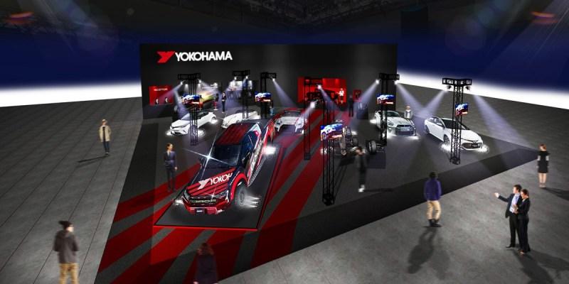 Yokohama Punya Gengsi di Tokyo Auto Salon 2019