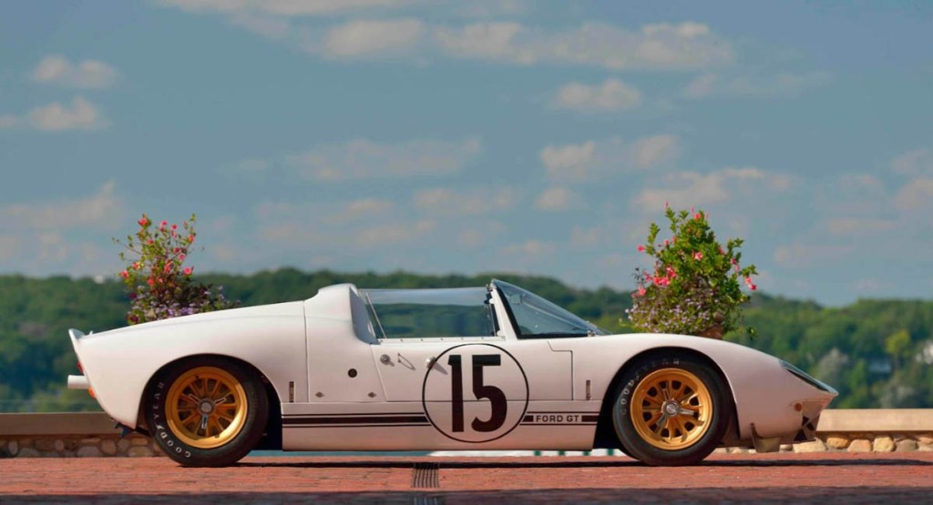 Prototype Ford GT Competition Roadster 1965 Ini Dijual