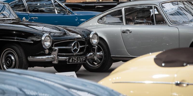Beberapa Penjualan Mobil Klasik Termahal Tahun Ini (1)