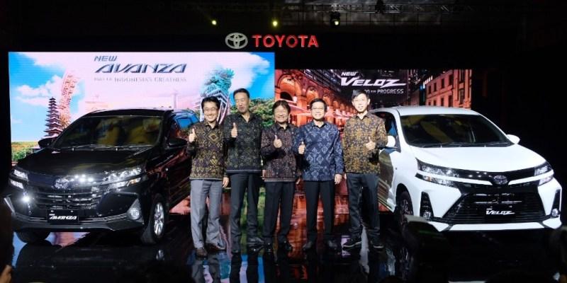 New Toyota Avanza dan Avanza Veloz Tak Naik Harga