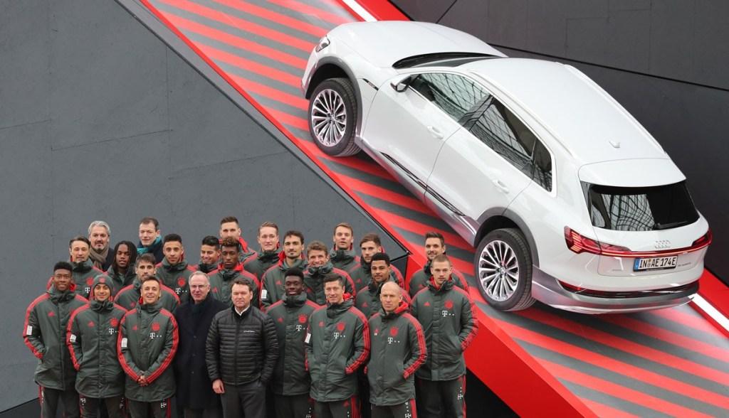 Kenapa Audi Hanya Pajang Mobil Listrik?