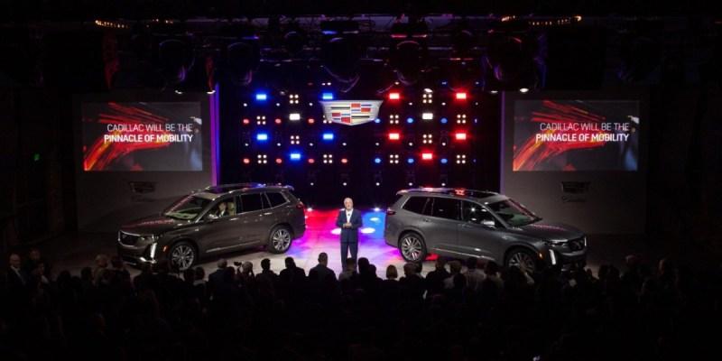 Cadillac XT6, Cara Mewah Nikmati Crossover