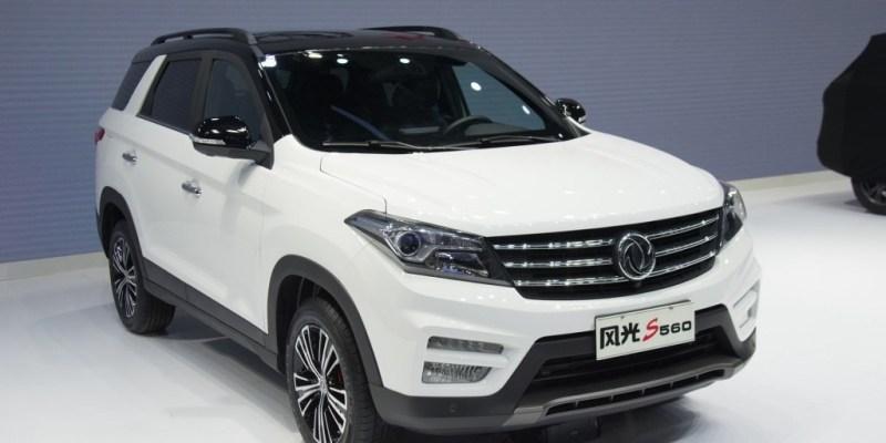 DFSK Siapkan SUV Baru untuk Pasar Indonesia