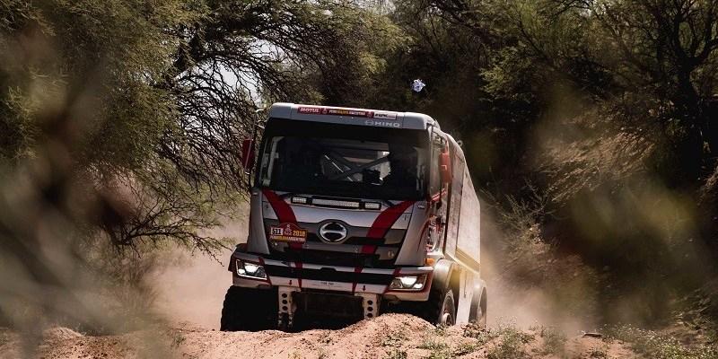 Hino 500 Series Siap Jawara Dakar 2019