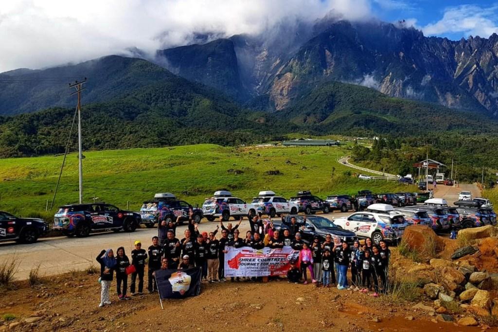 'Raun Ka Minang 2', ID42NER Jelajah Tiga Negara