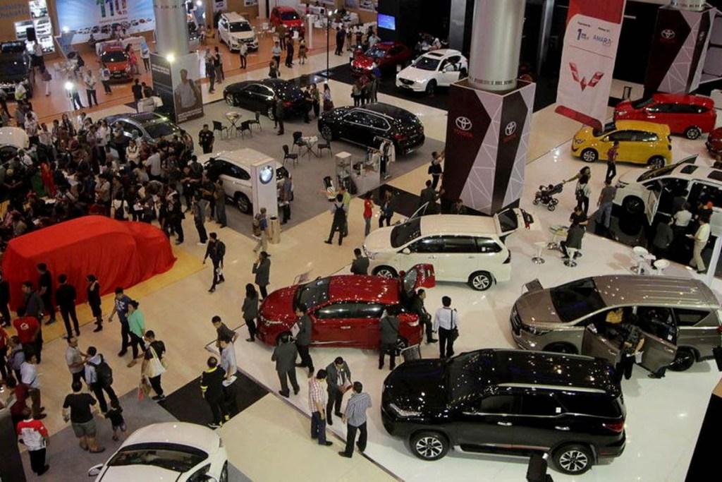 Gaikindo Targetkan Penjualan Mobil di 2019 Capai 1,1 Juta