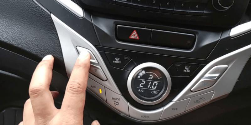 Pentingnya Mengatur Suhu AC Mobil saat Berkendara di Malam Hari