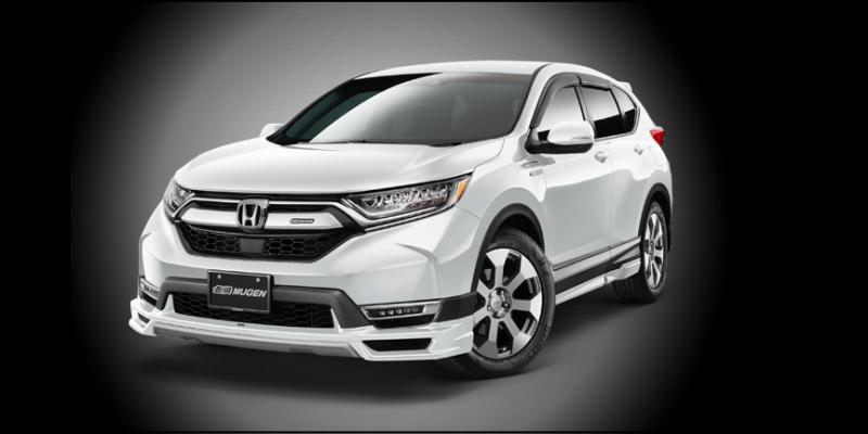 Ini Jajaran Honda di Tokyo Auto Salon 2019