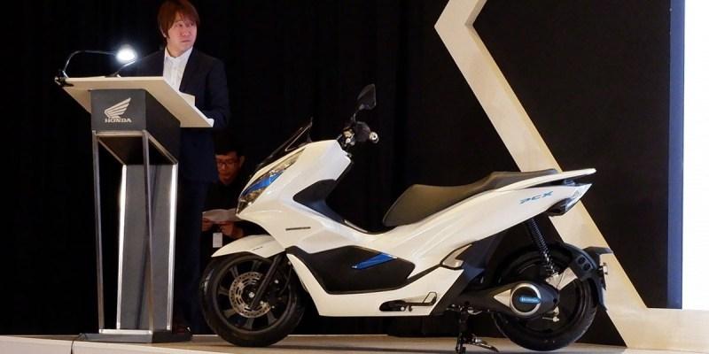 Menanti Honda PCX Electric Dijual di Indonesia