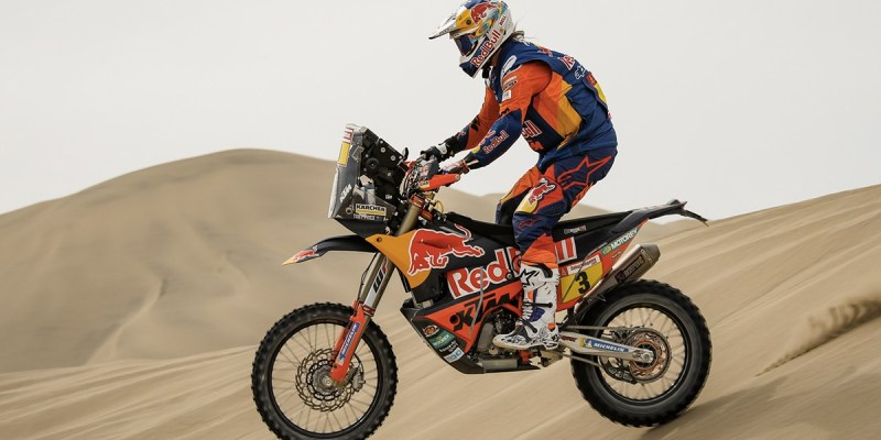 Toby Price Juarai Dakar Rally 2019 Bersama KTM
