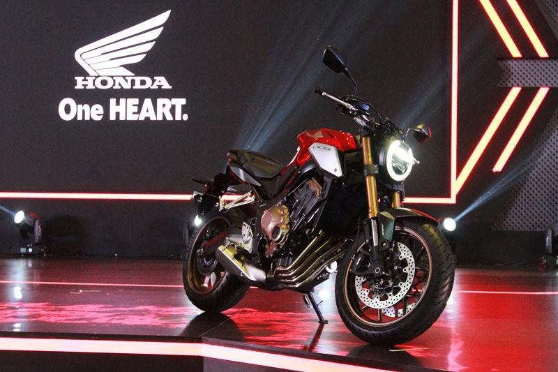 "Honda CB650R Resmi Meluncur, Usung Konsep ""Neo Sport Cafe"""