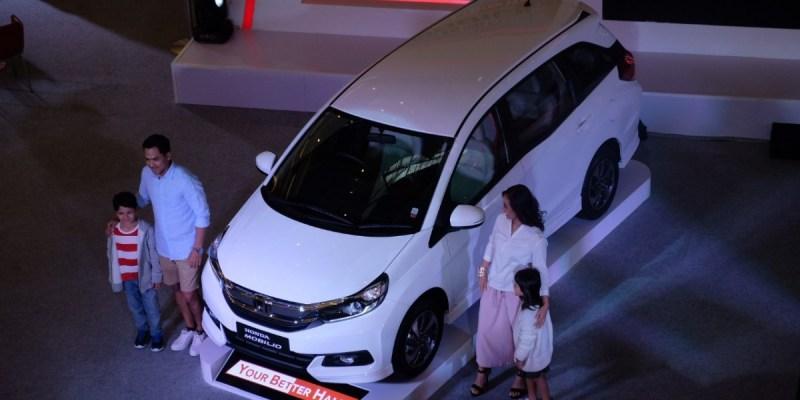 New Honda Mobilio Meluncur, Harganya Seksi!
