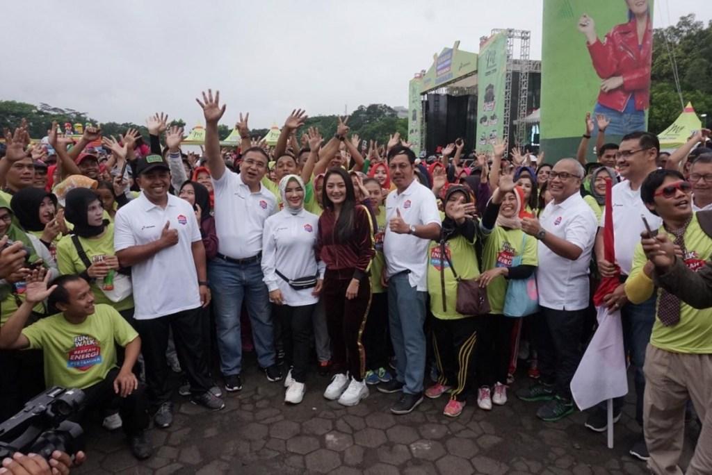 Berkah Energi Pertamina Tasikmalaya, Heboh Digoyang Siti Badriah