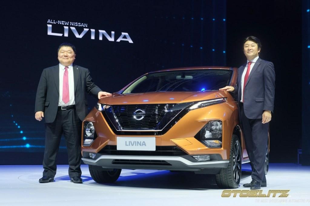 All-new Nissan Livina, Miripkah dengan Xpander?