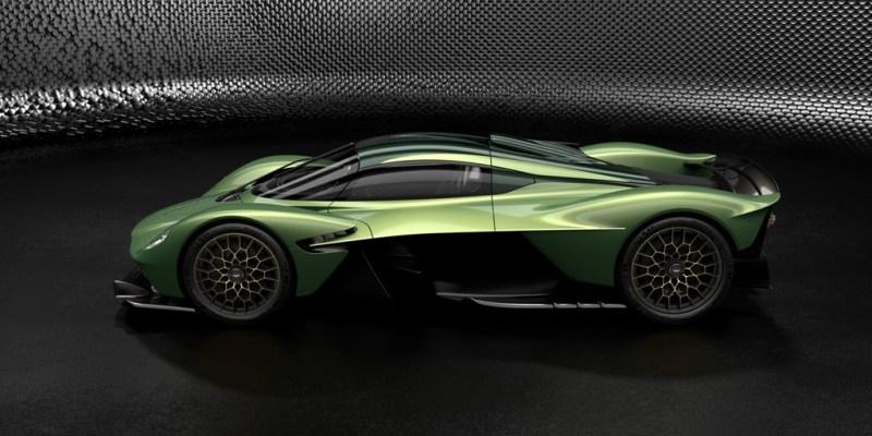 AMR Track Performance Pack untuk Aston Martin Valkyrie, Sudah Ada!