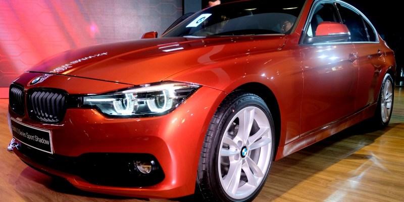 BMW Seri 3 'Edition Shadow', Terbatas!